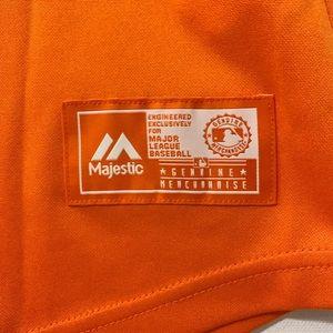 Majestic Tops - ⚾️ Majestic Women's Orioles V-Neck Jersey